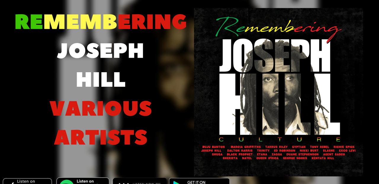 remembering joesph hill banner