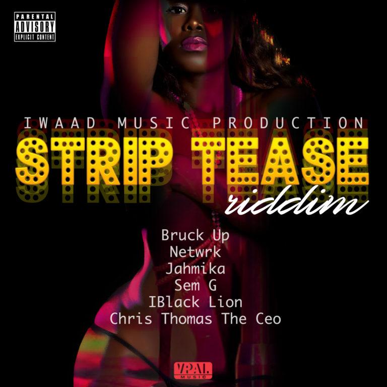 Strip Tease Riddim artwork_final