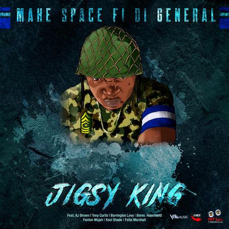 Jigsy King - Make Space Fi Di General