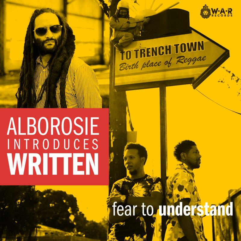 Fear To Understand - Written