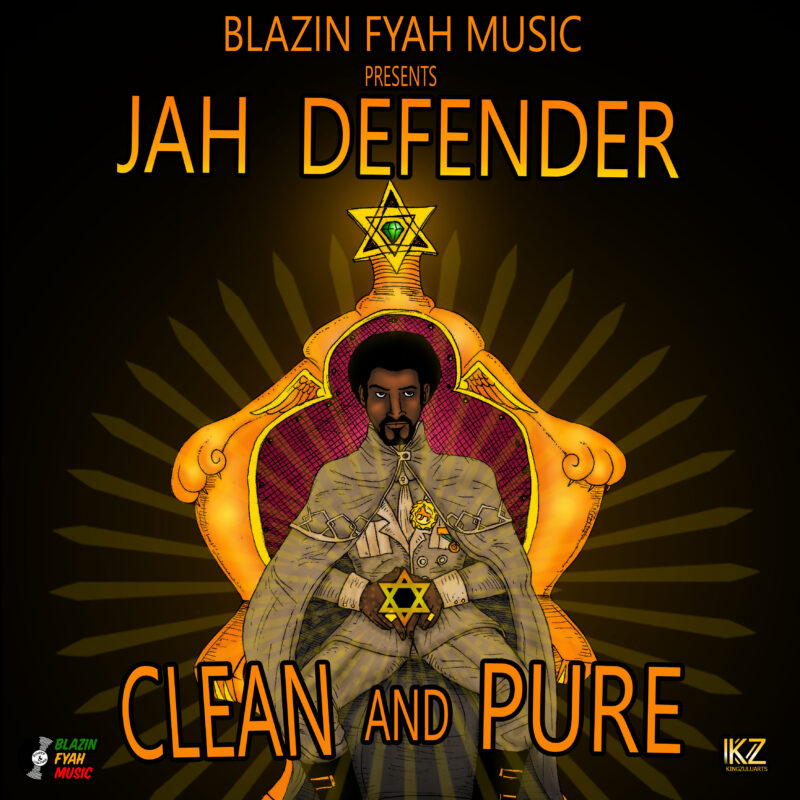 Jah Ffender - Clean And Pure