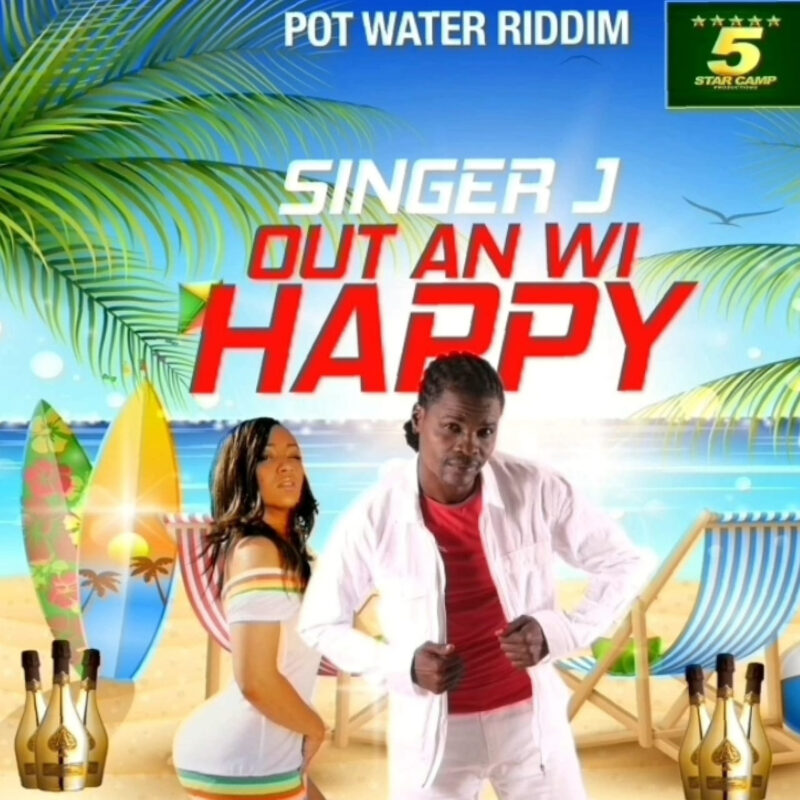 Singer J - Out An Wi Happy