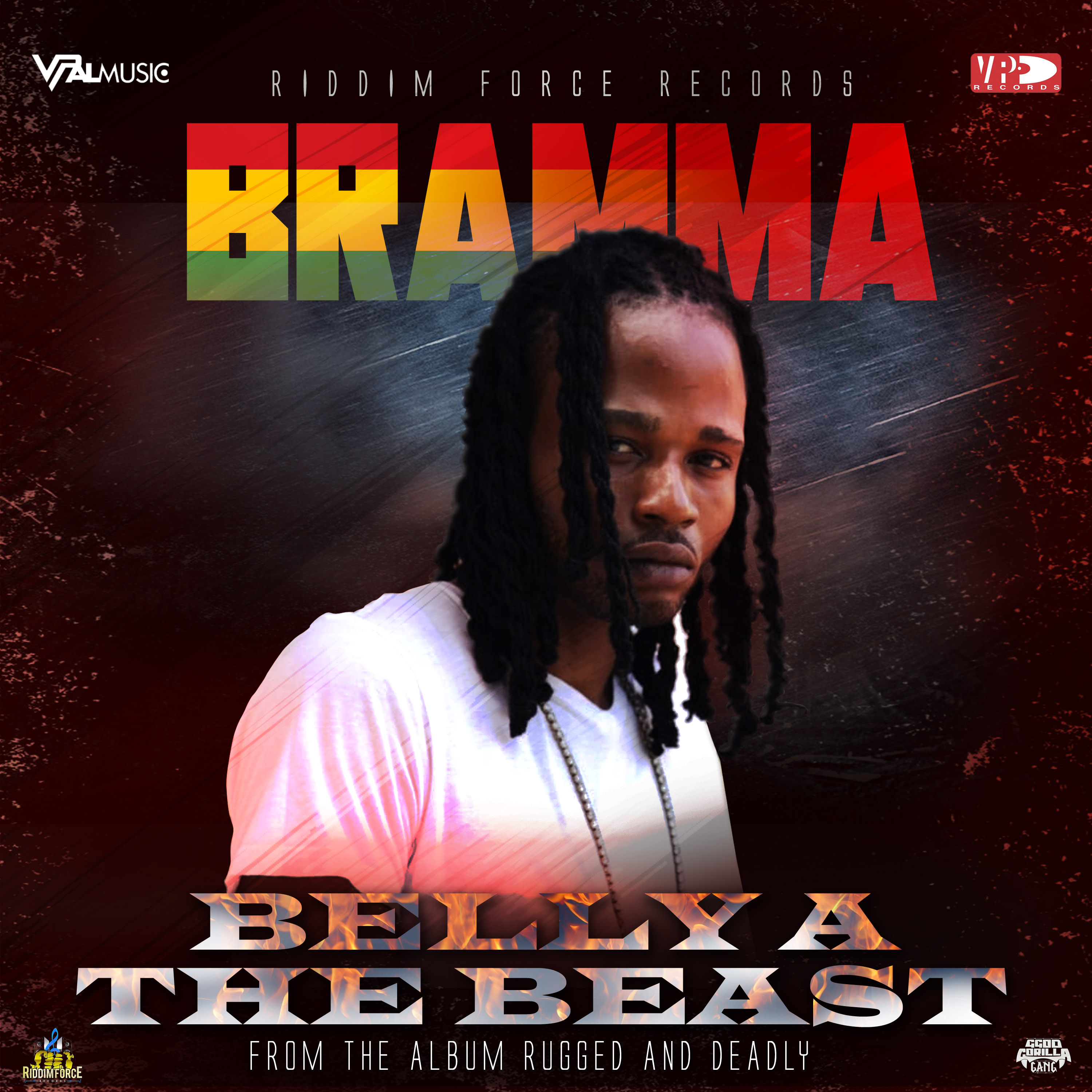 Bramma – Belly A The Beast [Official Audio]