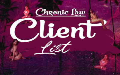 Chronic Law – Client List