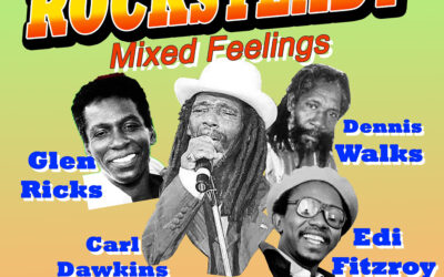 Various Artists	– Rocksteady Mixed Feelings