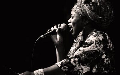 Kimmy Gold – Black Woman's Glory