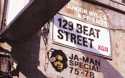 Various Artists – Junior Byles & Friends 129 Beat Street Kgn, Ja-Man Special 75-78