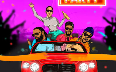 Admiral C4C – Lagos Party ft Beenie Man, Nyanda, Timaya