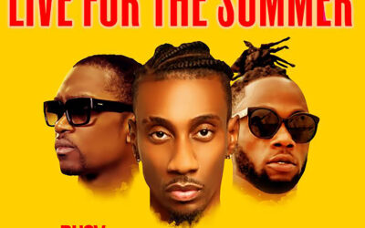 Ajji x Busy Signal x Stylo G – Live For The Summer