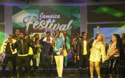 Festival Songs make US Reggae chart
