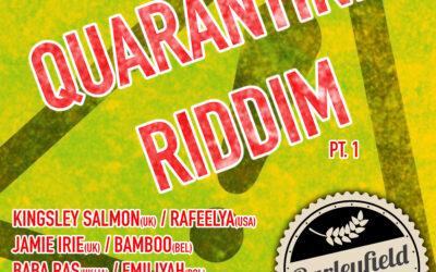 Kingsley Salmon – Quarantine Riddim, Pt. 1