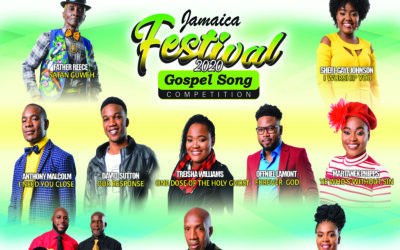 Various Artists – Jamaica Gospel 2020 Song Competition