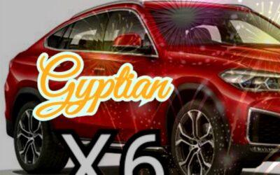 Gyptian – X6