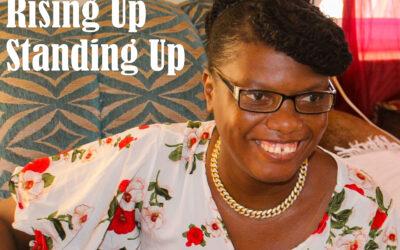 Sadie Burgher – Rising Up Standing Up