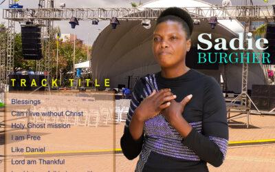 Sadie Burgher – Holy Ghost Mission
